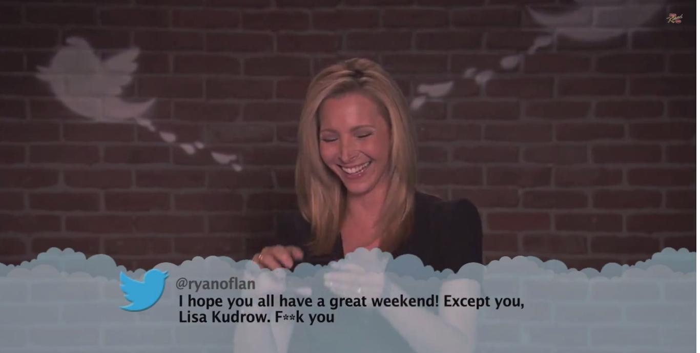 LisaKudrowFriends