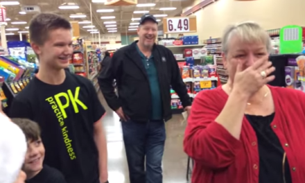 Kids Surprise Adults With Random Acts of Kindness.
