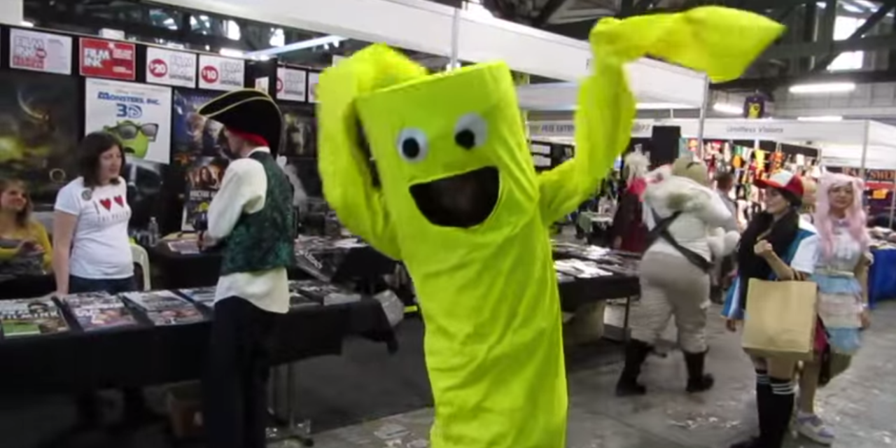 Here's How to Make the Best Halloween Costume of All Time.