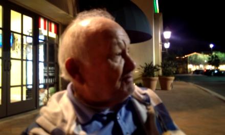 89 Year Old Dad Tells a Dirty Joke.