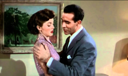 """Baby, It's Cold Outside"" Was Originally Sung By the guy who played Khan in Star Trek?"