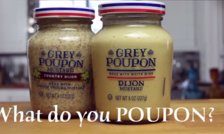 The Grey Poupon Commercial You've Been Waiting For Since 3rd Grade.