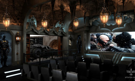 Batman Themed Movie Theater? Yes Please.