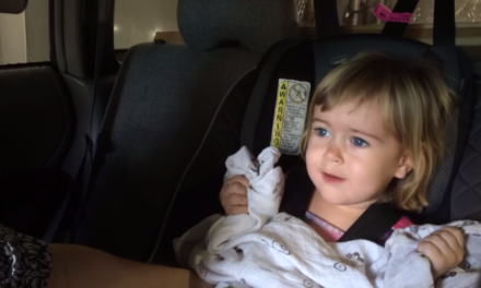 Parents Torture Young Girl at Car Wash.