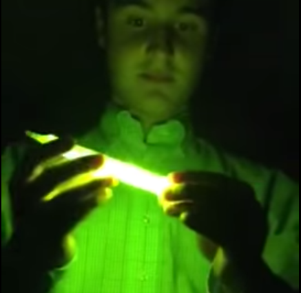 Did You Know? You Shouldn't Put Glow Sticks in the Microwave.