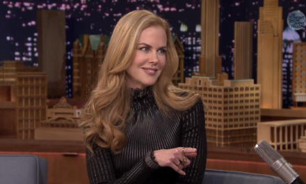 Jimmy Fallon Blew His Chance to Date Nicole Kidman.