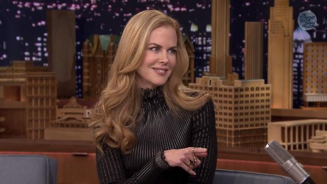 Jimmy Fallon Blew His Chance to Date Nicole Kidman.