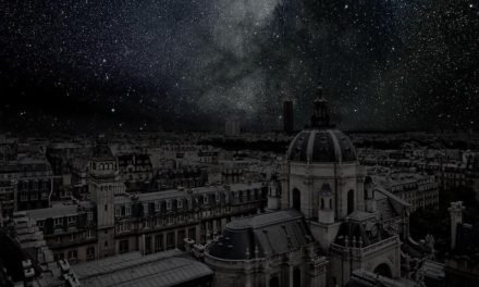 What Major Cities Would Look Like Without Lights