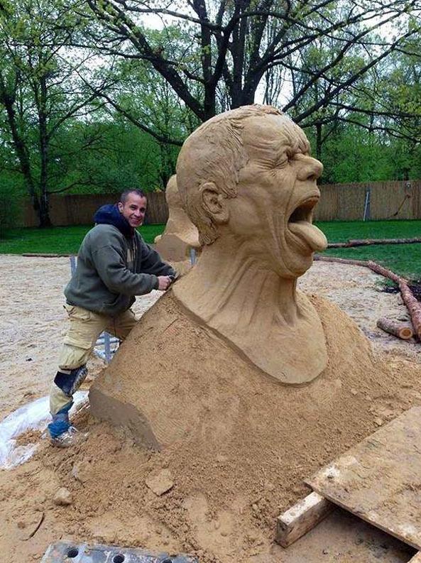 TeacherSculpture