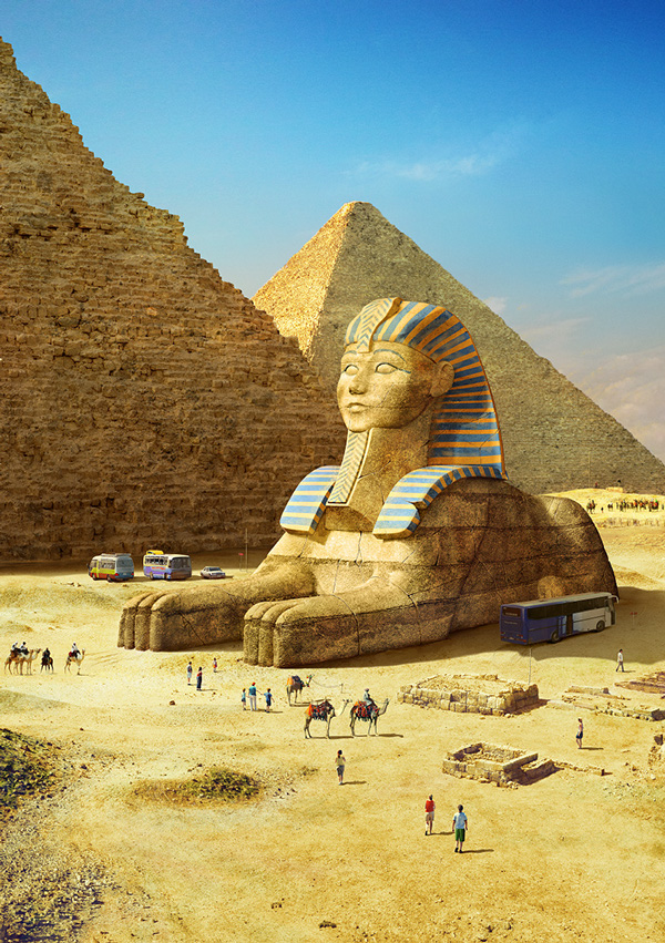 Ancient Wonders of the World Today - Simple Thing Called Life