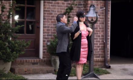 Here's An Amazing Valentine's Day Wedding Surprise