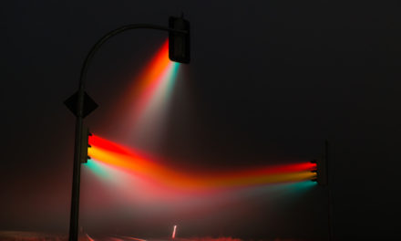 Ever Seen Traffic Lights Like This?