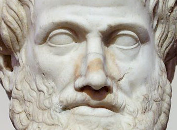 Aristotle's thoughts on courage