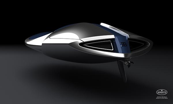 Bugatti Speedboat-2