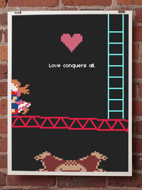 Inspirational Video Game Posters [3 Quotes] - Simple Thing ...