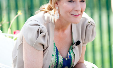 J.K. Rowling's Inspirational Advice on Overcoming Failure