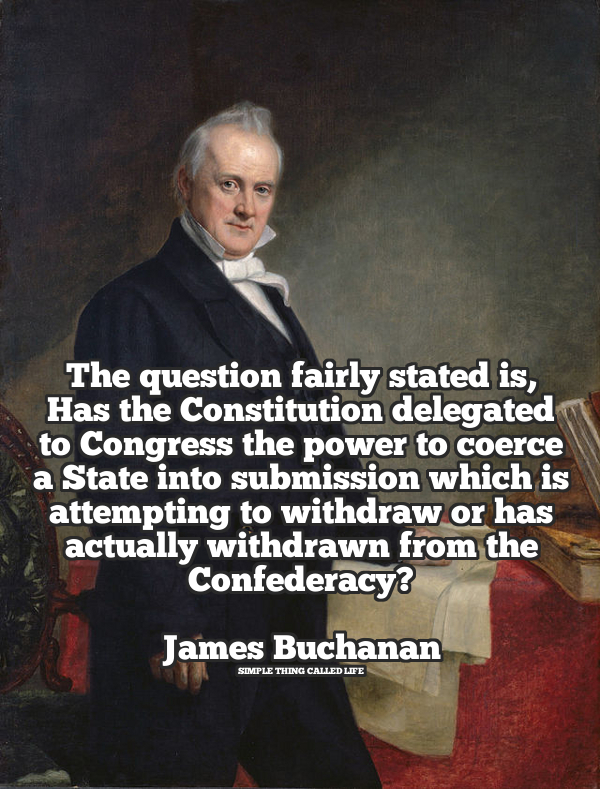 Free books about James Buchanan?