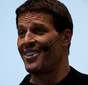 The Best Advice Tony Robbins Ever Received [Video]