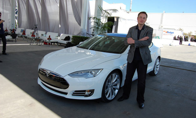 5 secrets of success from Elon Musk's USC commencement speech