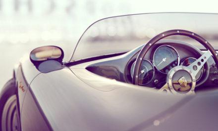 Porsche 550 Spyder – 8 Amazing Digital Images