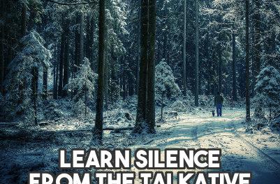 Khalil Gibran on silence and kindness
