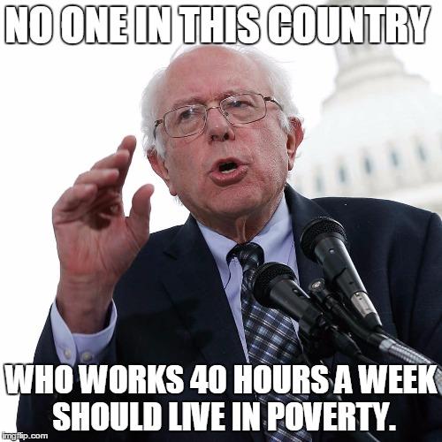 4 - Bernie on income inequality