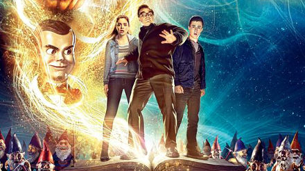 'Goosebumps' Movie Release Date Set: October 2015