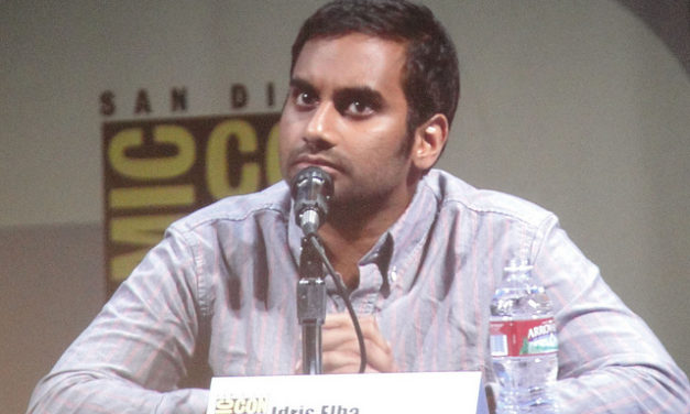 Aziz Ansari Apparently Spends Too Much Time on the Internet