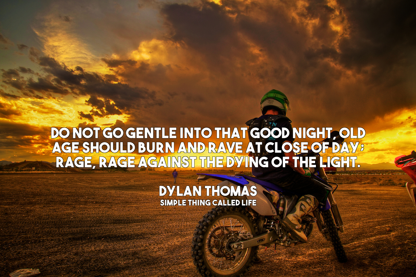 do not go gentle into that good night essay This free english literature essay on essay: 'do not go gentle into that good night' and 'around the world in 80 days' is perfect for english literature students to.