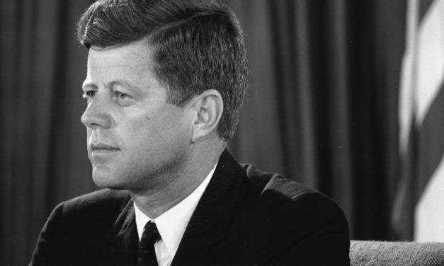 """JFK was embarrassed by """"Soft, Chubby, Fat Looking Children"""""""