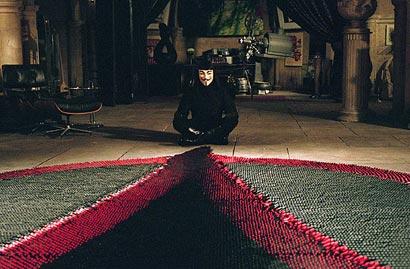 V for Vendetta's Inspiring, Motivational Speech.