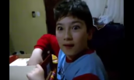 Boy Receives Amazing Gift from Parents. His Response Will Amaze You.