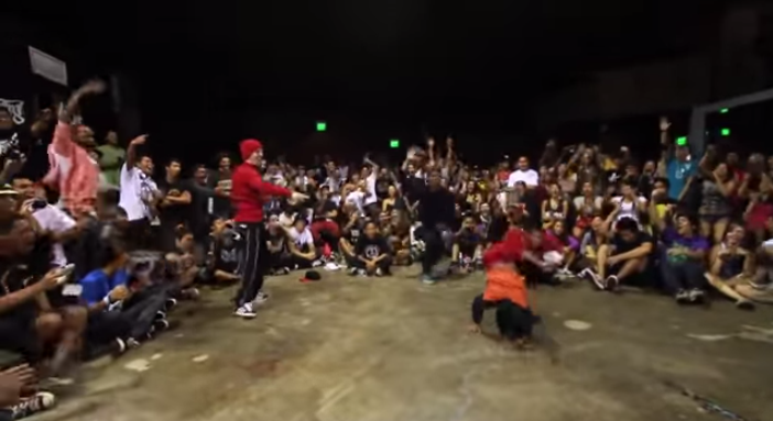 Child Goes Head to Head With One of the Best Dancers in the World… And Wins?