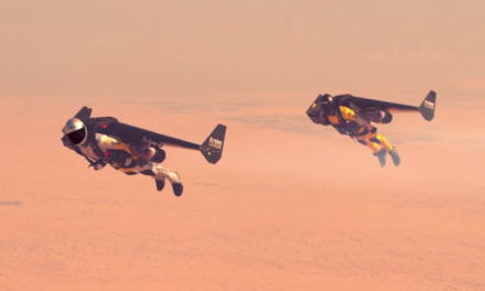 These Things Actually Exist. Real Life Jetpacks.