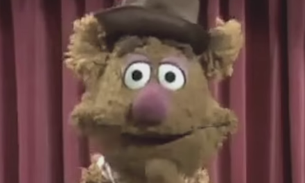 The Muppets Get Gangster in this Rap Video.