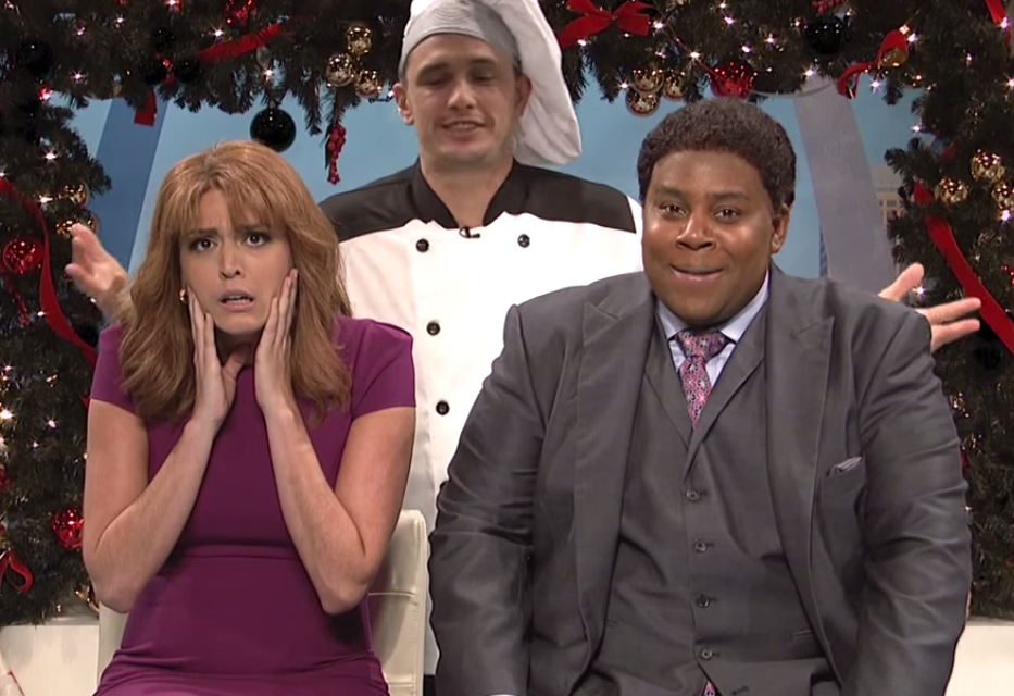 SNL Gets Racist!