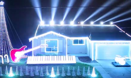 Star Wars Christmas Lights!