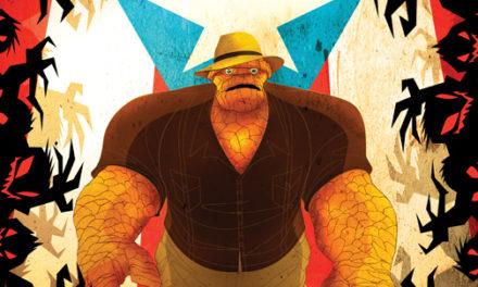 Fantastic Four visit Puerto Rico