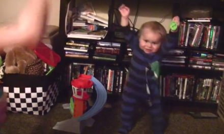 See This Boy's Priceless Reaction to His Christmas Gift.