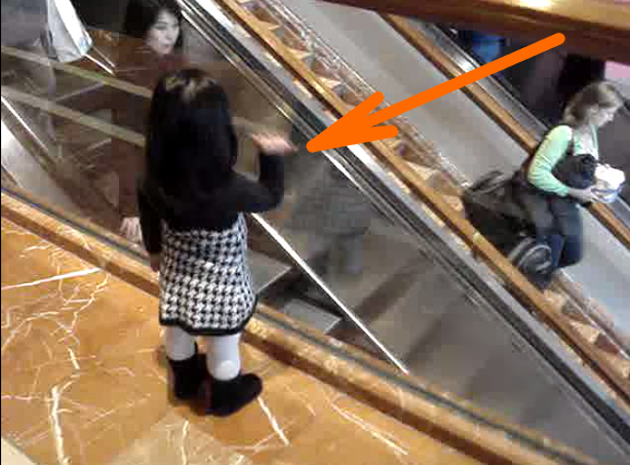 Watch What This Little Girl Does to People!