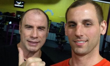 John Travolta's 3am Trip to Planet Fitness.