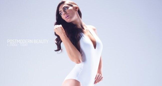 nude greek ideal woman