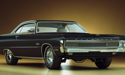 Amazing Redesign of 1970 Plymouth Fury