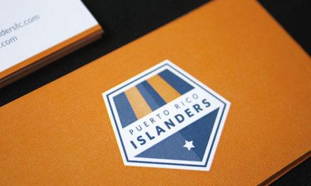 Puerto Rico Islanders New Logo and Uniforms.