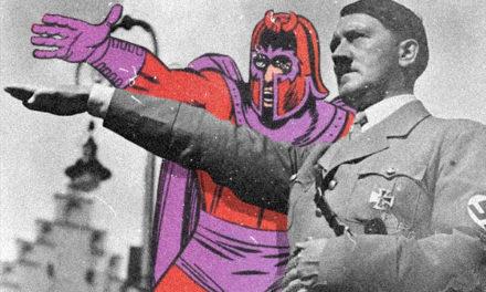 Superheroes at War