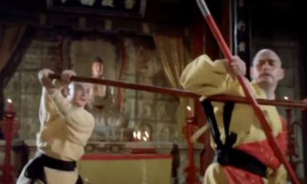 Wu Tang Clan Mixed With Old Kung Fu Movies.