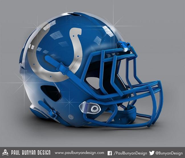 10 - Redesigned-NFL-Helmets