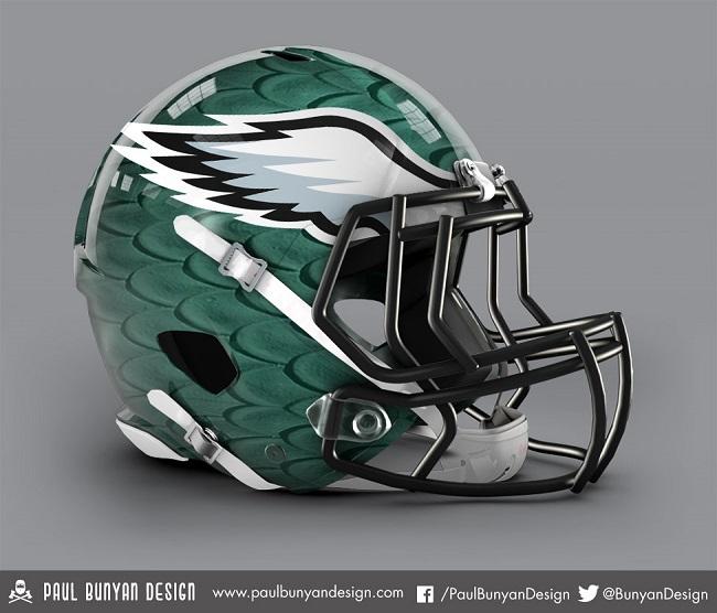 16 - Redesigned-NFL-Helmets