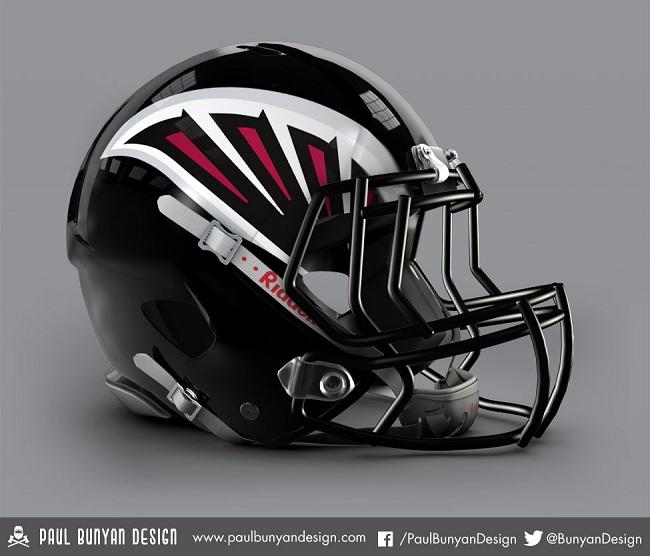 17 - Redesigned-NFL-Helmets