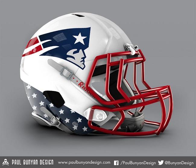18 - Redesigned-NFL-Helmets